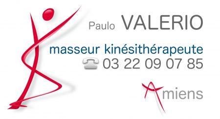 Paulo Valerio kiné Amiens - contact